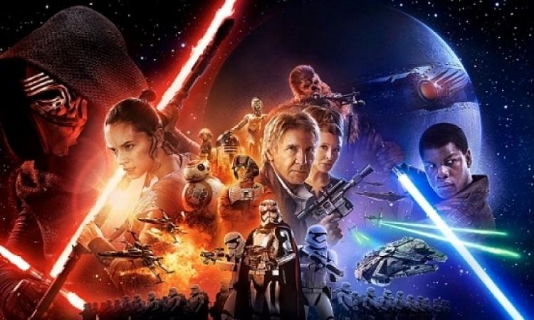 فيلم حرب النجوم يحطم الأرقام القياسية لحجم الإيرادات