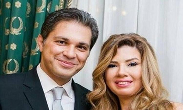 بالصور .. أول ظهور لرانيا فريد شوقى مع زوجها الجديد