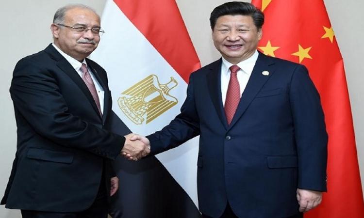 رئيس الوزراء يلقى كلمة مصر أمام منتدى التعاون الصينى الإفريقى
