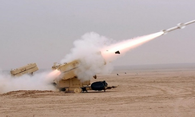 السعودية تعترض صاروخ سكود فى سماء جازان