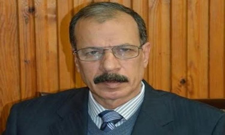 إطلاق النار على القائم بأعمال رئيس جامعة الزقازيق