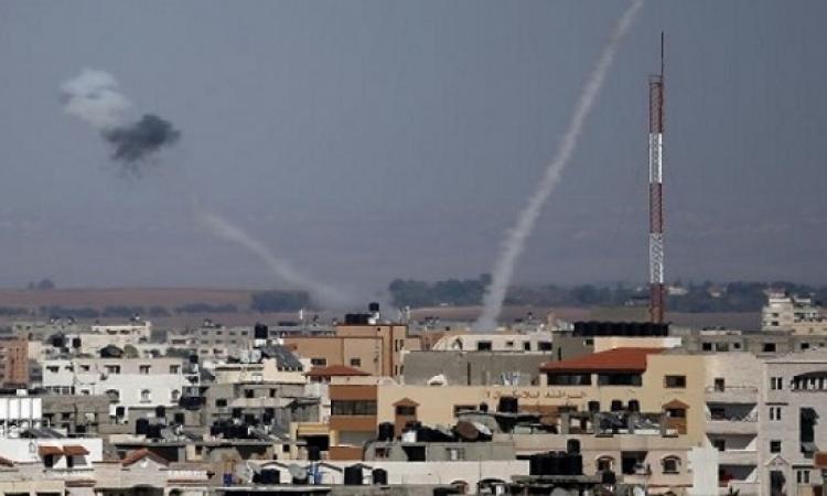 الطيران الإسرائيلى يقصف موقعين فى غزة دون وقوع إصابات