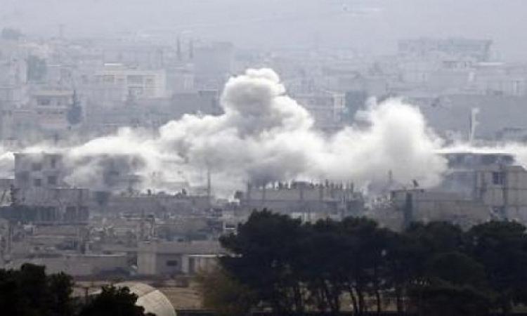 واشنطن: موسكو وراء قصف معسكر الجيش السورى