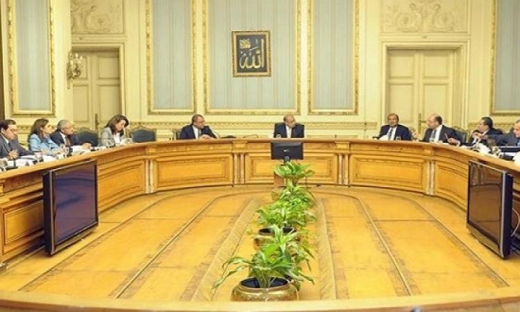مجلس الوزراء يناقش قانونى الإعلام والاستثمار
