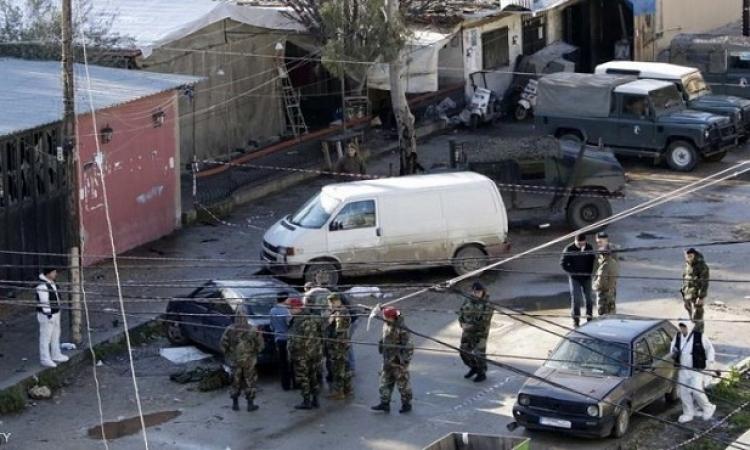 3 قتلى و 7 مصابين خلال مداهمة منزل مطلوب بلبنان