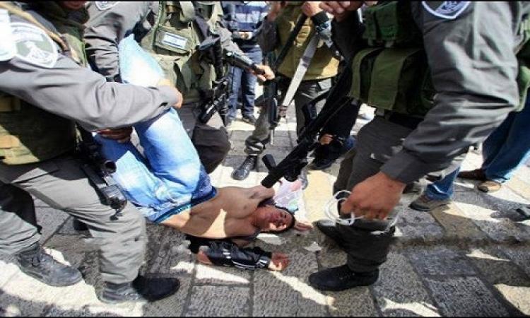 إستشهاد شابًا فلسطينيًا بجنوب مدينة نابلس