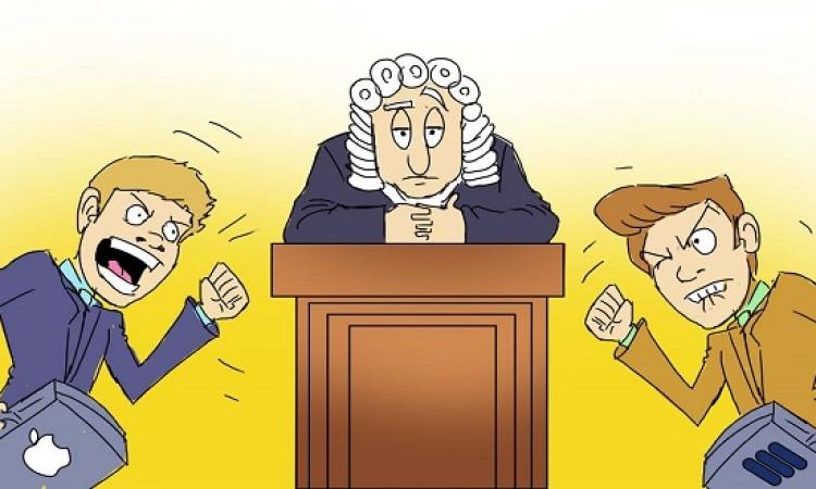 آبل وإريكسون تنهيان معاركهما القانونية .. الصلح خير