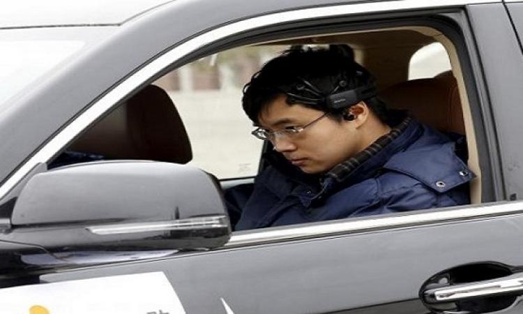 ابتكار طريقة جديدة للتحكم فى السيارات عن طريق الدماغ