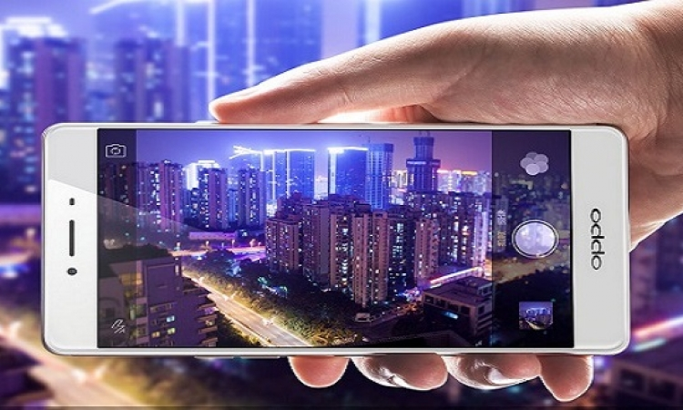 شركة أوبو الصينية تطرح هاتف ذكى جديد