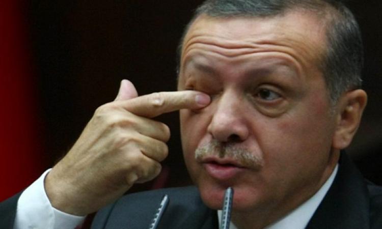 أردوغان يدعو إلى المضى فى التطبيع مع إسرائيل ونبذ التوترات بينهما