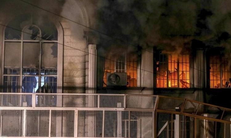 إدانة خليجية للاعتداءات الهمجية على سفارة وقنصلية السعودية