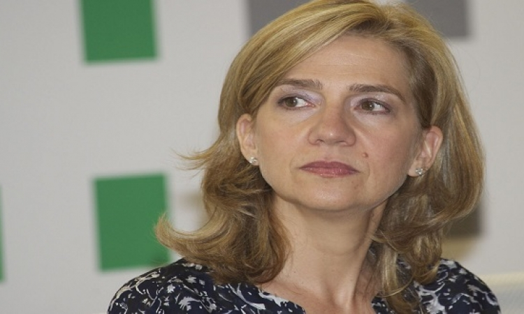 محاكمة أميرة من العائلة المالكة فى اسبانيا بتهم الفساد