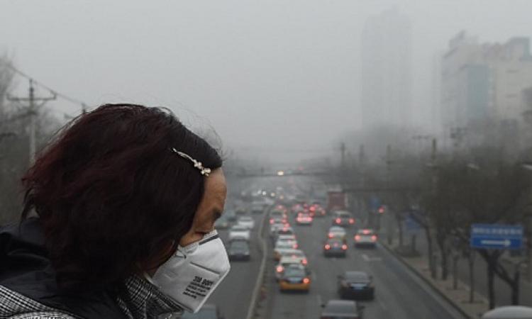 تراجع مستوى التلوث بالصين رغم مشاكل الشتاء