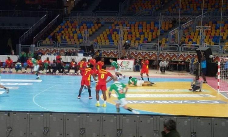 المنتخب الجزائرى يفوز على الكاميرون بالبطولة الإفريقية