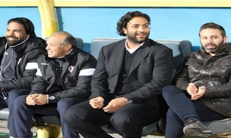 بالصور.. إقالة ميدو وحازم ومحمد صلاح يتولى المسئولية مؤقتاً