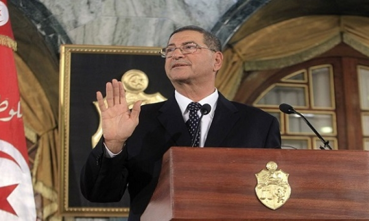 رئيس وزراء تونس : البلاد فى خطر .. وحل المشكلات يحتاج تفهم وصبر