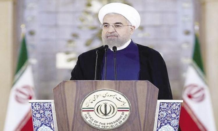 روحاني : إيران تمنح الاتحاد الأوروبى مهلة شهرين آخرين لإنقاذ الاتفاق النووى