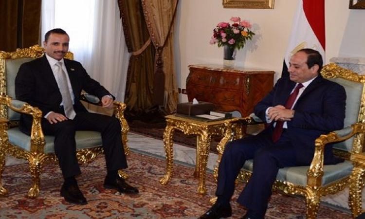 السيسى يؤكد أهمية القوة العربية المشتركة فى تعزيز الأمن القومى