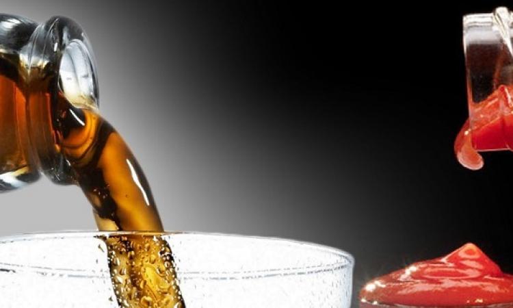 سكر الصلصة والمشروبات الغازية يسبب السرطان