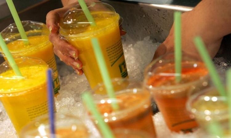 12 مشروب يسببون السمنة ينصح بالابتعاد عنهم