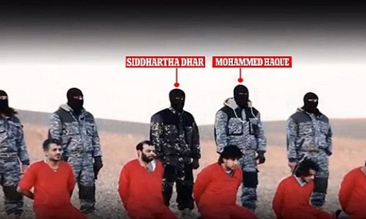 بالصور والأسماء .. كشف حقيقة عملاق داعش البريطانى