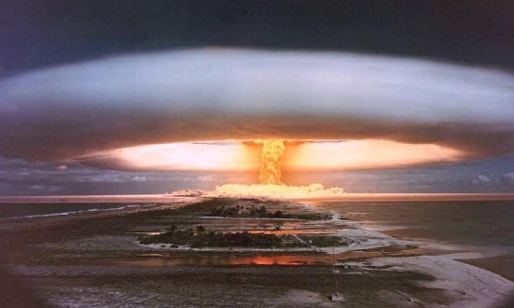 معلومات مخيفة .. القنبلة الهيدروجينية بألف قنبلة ذرية!!