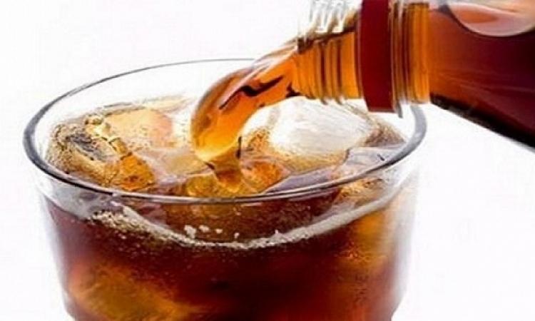 دراسة تحذر من خطورة السكريات فى المشروبات الغازية