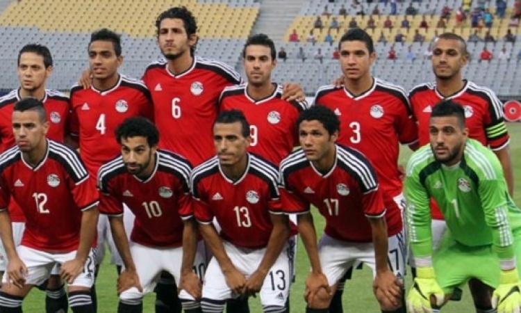 مصر تواجه غينيا ودياً الليلة استعداداً لتصفيات المونديال