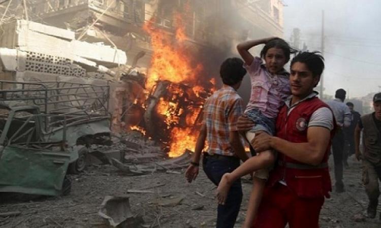 المرصد السورى : مقتل أكثر من 260 ألف منذ بداية النزاع السورى