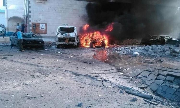 8 قتلى فى انفجار أمام القصر الرئاسى فى عدن