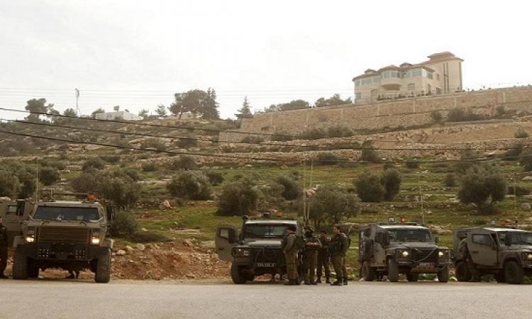 إسرائيل تعلن عزمها مصادرة مزيدًا من أراضى الضفة