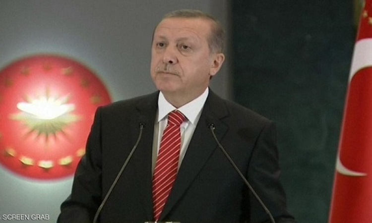 اردوغان يشترط استبعاد الاكراد للمشاركة فى عملية الرقة