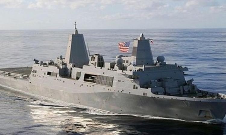 الصين تدين واشنطن بعد إبحار سفينة أمريكية بالقرب من جزر متنازع عليها
