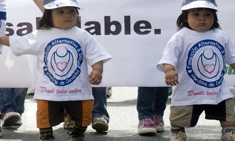 سمنة الاطفال قد ترتبط بارتفاع ضغط الدم لديهم