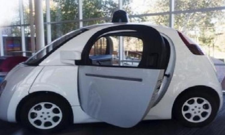جوجل تقلص الأعطال فى سياراتها ذاتية القيادة