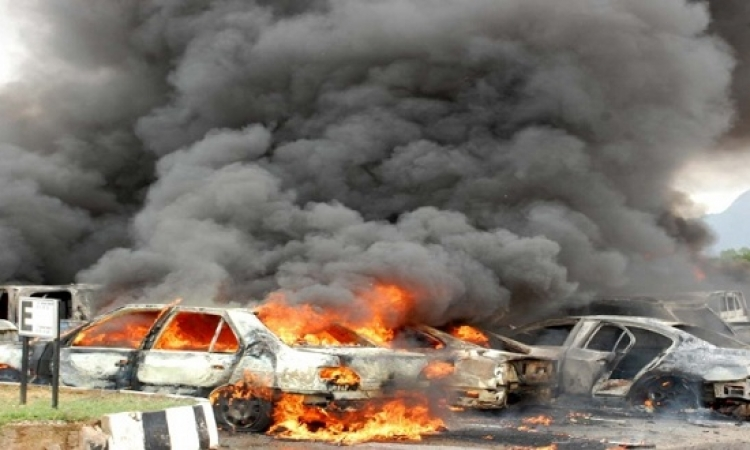 انفجار عبوة ناسفة فى رفح شمال سيناء
