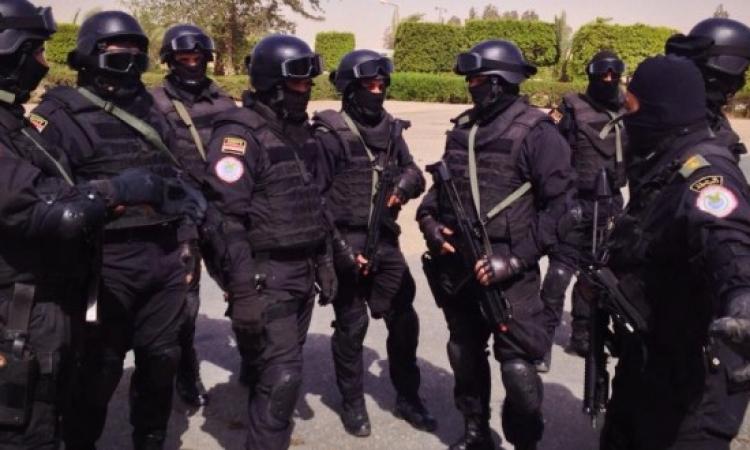 مقتل إرهابى من أجناد مصر وإصابة ضابطين فى الوراق