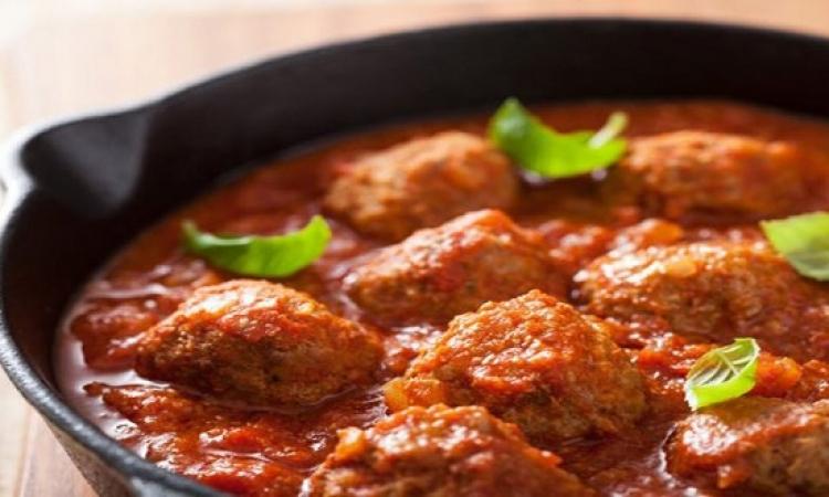 طبق اليوم .. كرات اللحم على الطريقة الشامية
