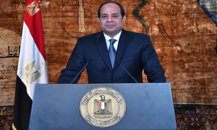 فى ذكراها الخامسة .. السيسى يرد الاعتبار لثورة يناير ( فيديو )