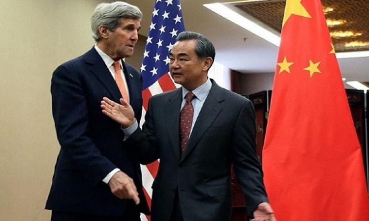 كيرى من الصين : كوريا الشمالية تمثل تهديدًا للعالم