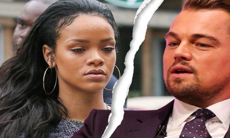 DiCaprio يحمى نفسه بالقانون الفرنسى من قبلات Rihanna