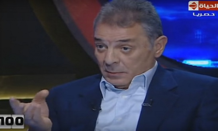 بالفيديو .. محمود حميدة : 30 يونيو مش ثورة والحكم الآن عسكرى !!