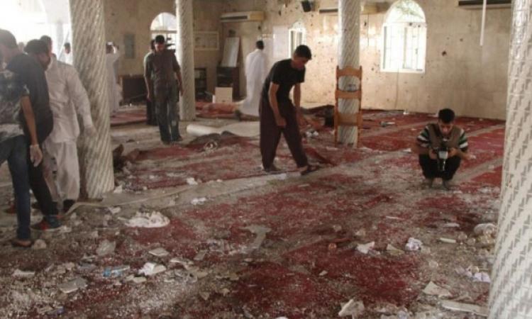 مصر تدين تفجير مسجد الإمام رضا بالسعودية