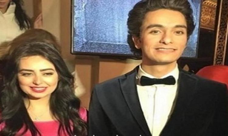 بالفيديو .. قصة حب هبة مجدى ومحمد محسن مع منى الشاذلى