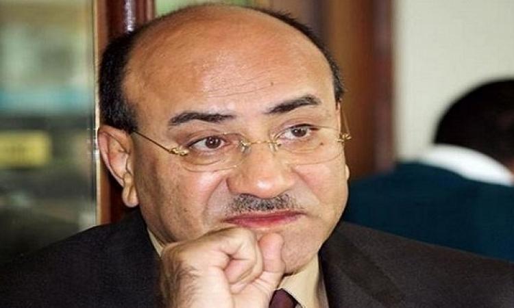 حجز دعوى عزل هشام جنينة إلى 29 مارس للنطق بالحكم