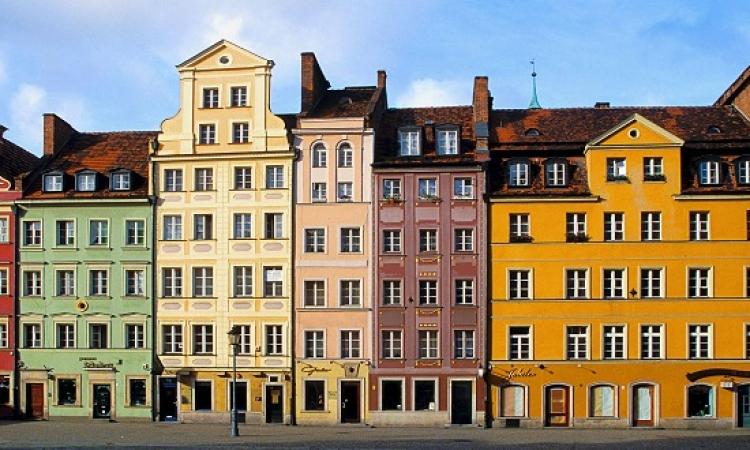 بالصور.. وارسو عاصمة بولندا