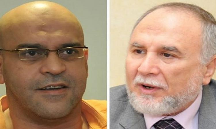 فصل شومان ووجدى العربى من نقابة المهن التمثيلية