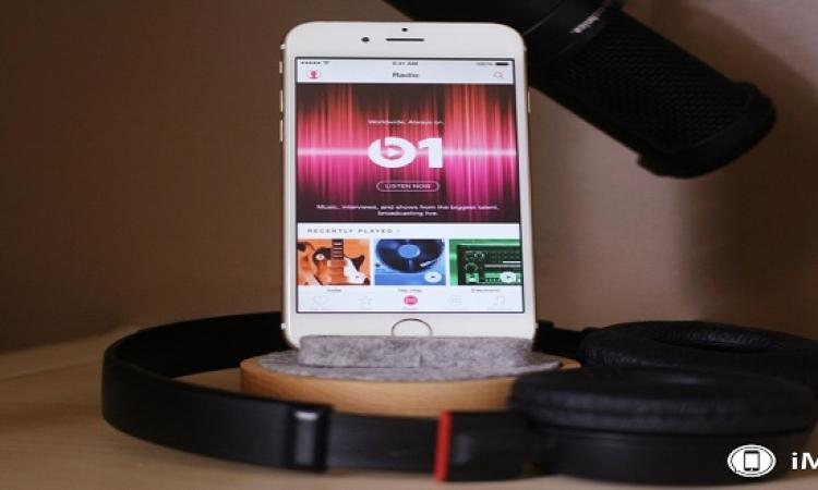 ابل تعمل على سمعات لاسلكية لهاتف اى فون 7 الجديد