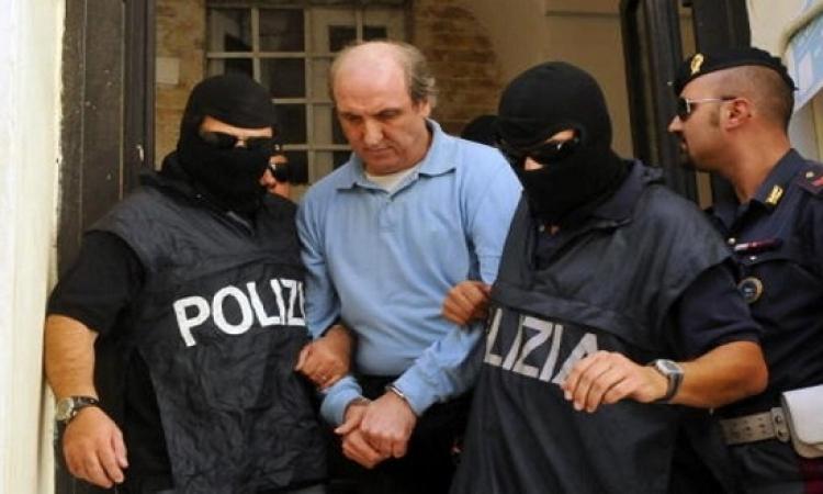اعتقال 100 من رجال المافيا فى صقلية