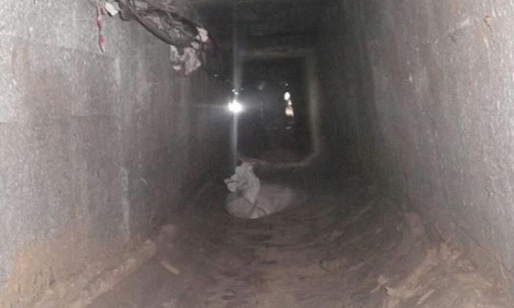 مقتل 10 تكفيريين وإصابة 13 واكتشاف نفق بشمال سيناء